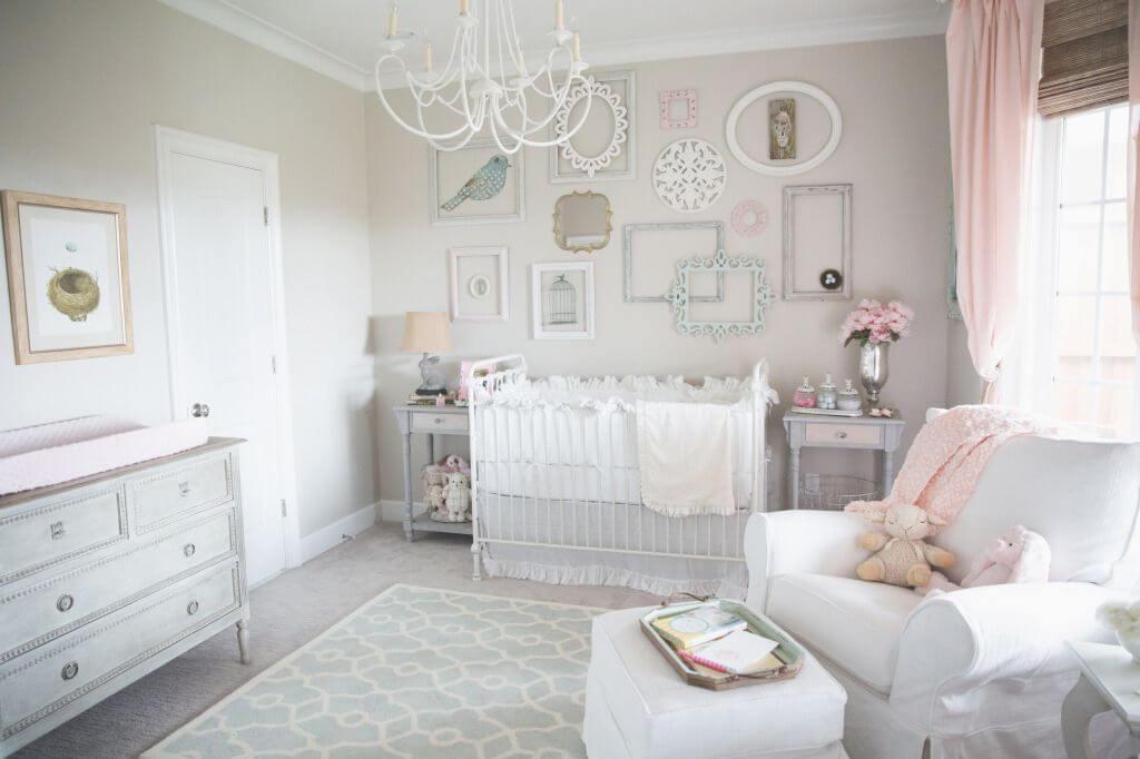 Fotel do pokoju niemowlaka dla mamy